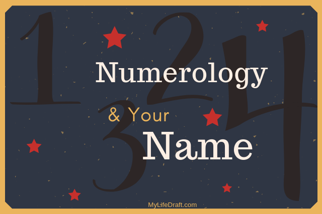 How Can Name Numerology Help You in Your Life? — MyLifeDraft