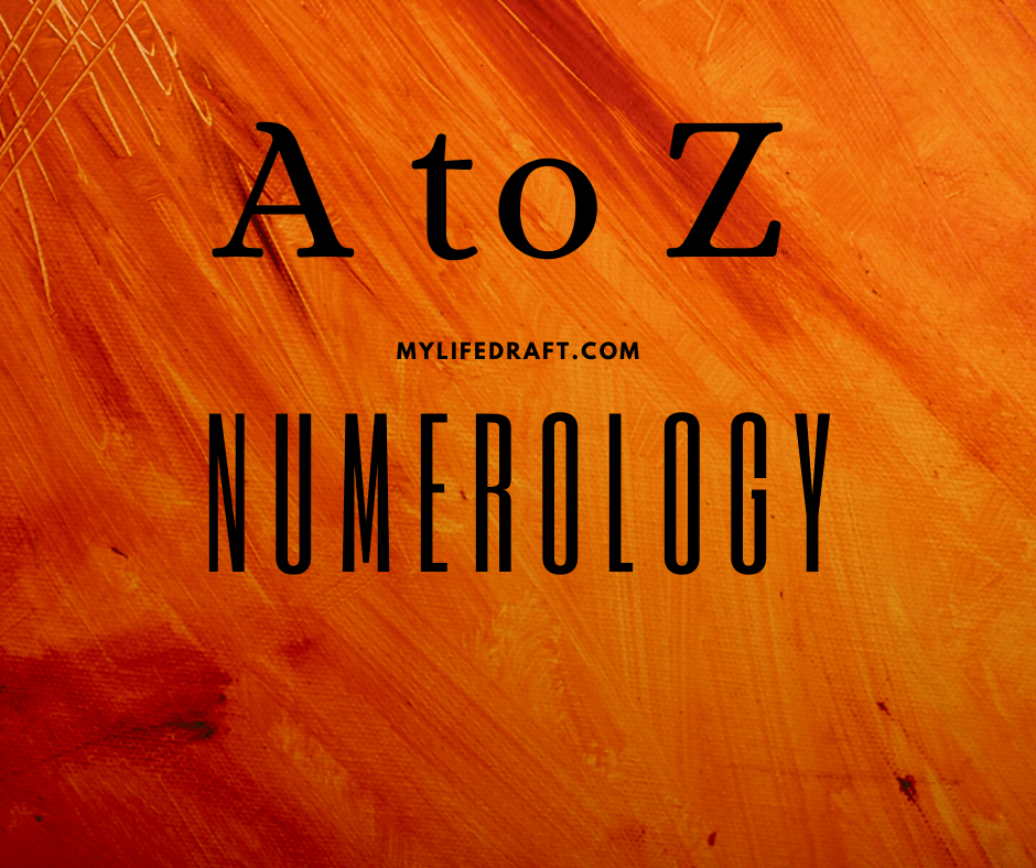 Numerology Letters A to Z Meaning in Your Name