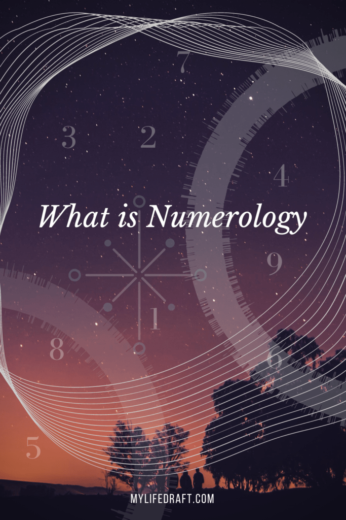 Numerology Numbers from 1 to 9