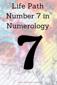 Life Path Number 7 in Numerology